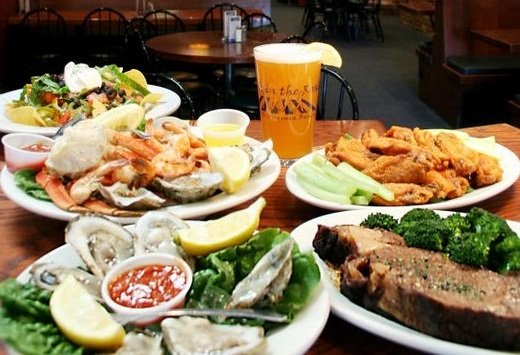 Virginia Beach 23451 Phone 757 425 6330 Cuisine American Burgers Gluten Free Seafood Sensible Vegetarian Green