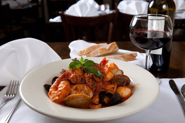 Il Giardino Ristorante 910 Atlantic Avenue Virginia Beach 23451 Phone 757 422 6464 Cuisine Italian Pizza Seafood