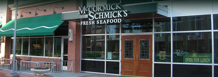 Mccormick And Schmick S Seafood Restaurant 211 Market St Virginia Beach