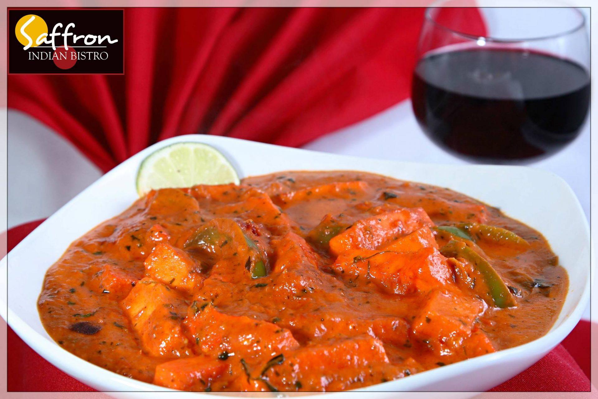Saffron Indian Bistro