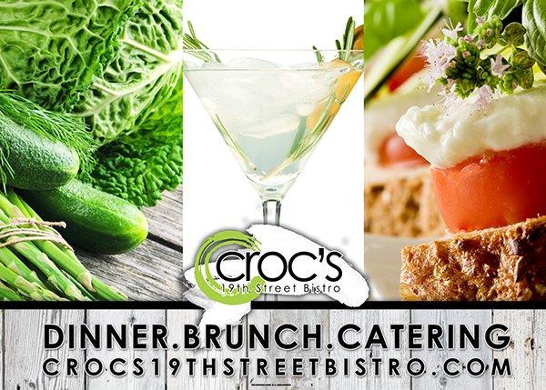 Croc S 19th Street Bistro 620 St Virginia Beach
