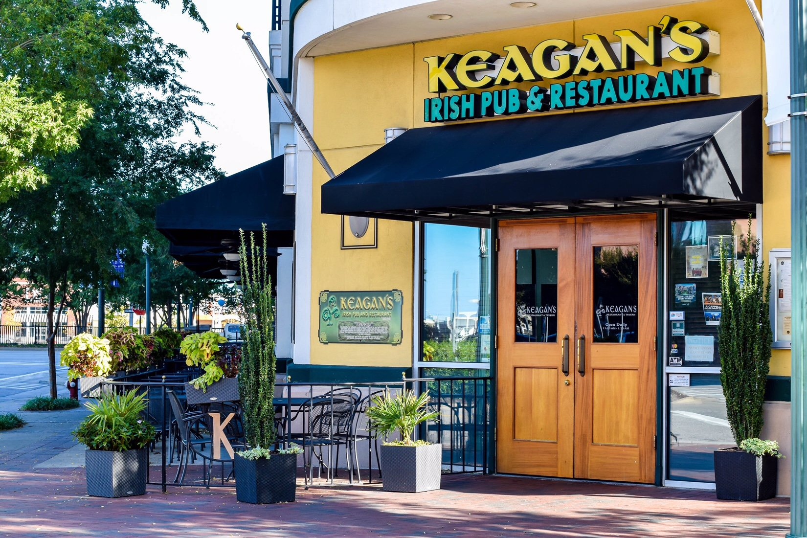 Keagan S Irish Pub 244 Market Street Virginia Beach